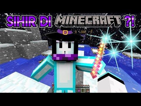 Sihir di MInecraft?! | Minecraft Indonesia BeaconCream S2 #20