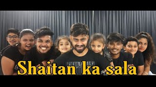 Shaitan Ka Saala | Akshay Kumar | Sohail Sen Feat. Vishal Dadlani #ShaitanKaSaala  #balachallenge