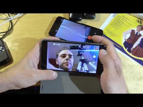 Видео про фронтальные камеры или реабилитация Ulefon Power 2