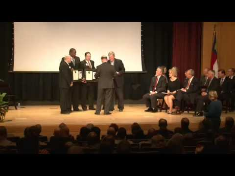 2014 NC Governor's Award for Excellence ceremony - full version