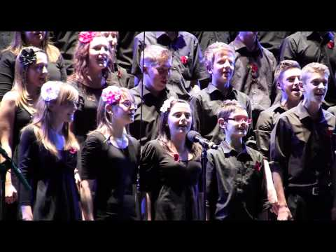 Schools Prom 2010 : Day 2 : Performance : Thomas Telford School Choir perform Bohemian Rhapsody