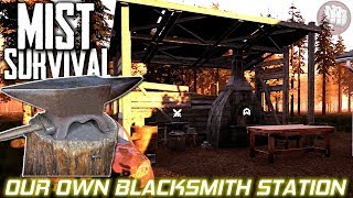 Best Window Defenses + Blacksmith | Mist Survival | S1 EP9