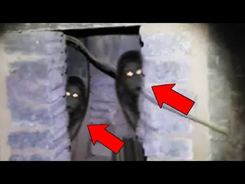 Top 5 Ghost Videos Caught By Real Life Ghost Hunter's   Real Ghost Caught On Camera