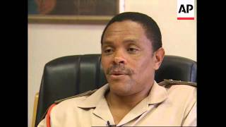 SOUTH AFRICA: FORMER GUERRILLA LEADER TO BECOME MILITARY CHIEF
