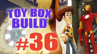 Disney Infinity 2.0 - Toy Box Build - Civil Room [36]