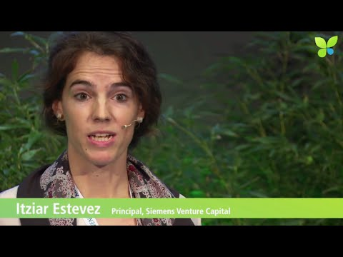 ECO14 London: Itziar Estevez Siemens Venture Capital