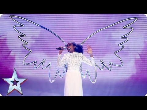 Will Jasmine Elcock be flying through to the Grand Final? | Semi-Final 5 | Britain's Got Talent 2016