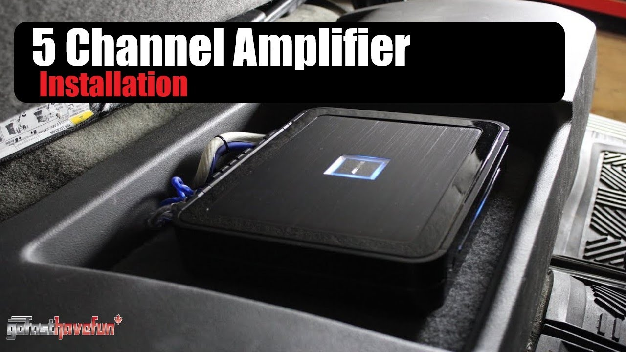 medium resolution of builds anthonyj350 s alpine pdx 5 channel amplifier upgrade chevy silverado