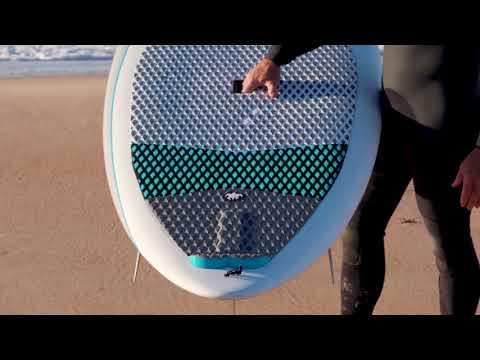 Tom Carroll Paddle Surf - Loose Leaf V2 SUP