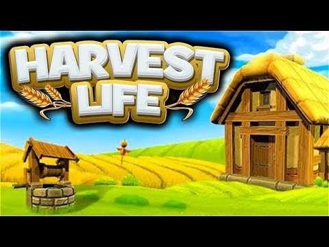 GROWING The BEST Crops EVER - Harvest Life Gameplay