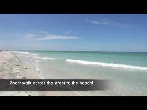 811 Gulf Boulevard Unit 1 Indian Rocks Beach, Florida - Vacation Home Video