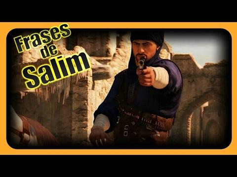 Frases De Salim Uncharted 4