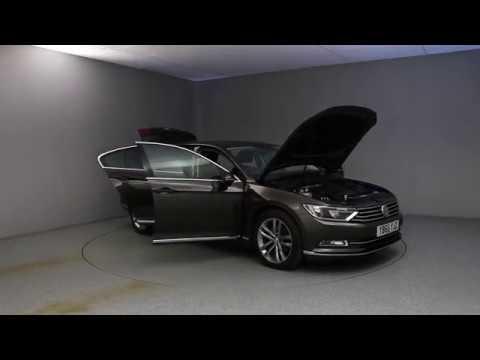 Volkswagen Passat 2.0 TDI BlueMotion Tech GT (s/s) 4dr