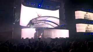 Avicii @ Summerburst 2015 Stockholm - Somewhere in Stockholm (feat. Daniel Adams-Ray)