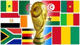 Les 20 Pays Qualifiés Pour La Phase De Groupes | Qualification Coupe du Monde 2018