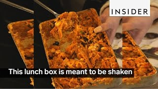 Lunch Box Is Meant To Be Shaken