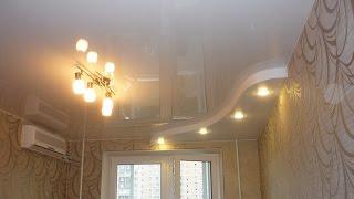 Натяжные потолки Люблино