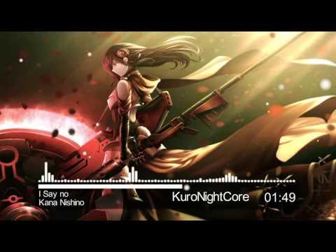 ★Nightcore - Missing You 「Kana Nishino」