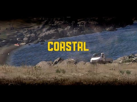 ARMA 3 WASTELAND - LAY TO WASTE - COASTAL