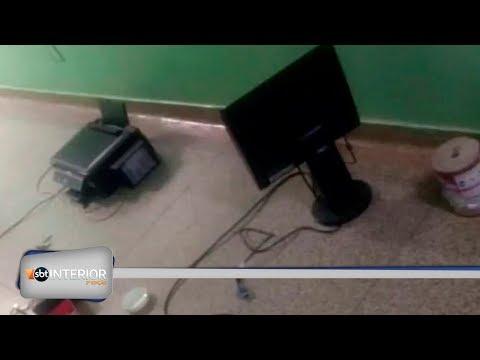 Mais uma escola municipal foi furtada em Rio Preto