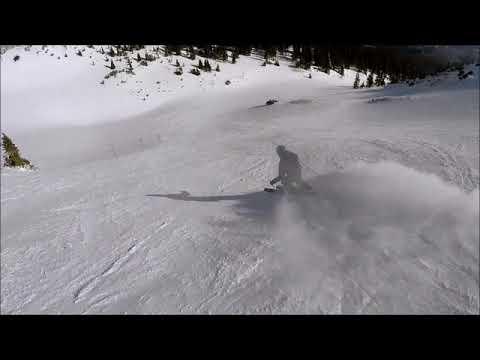 Snow Skiing Breckenridge, CO Peak 6 Intuition
