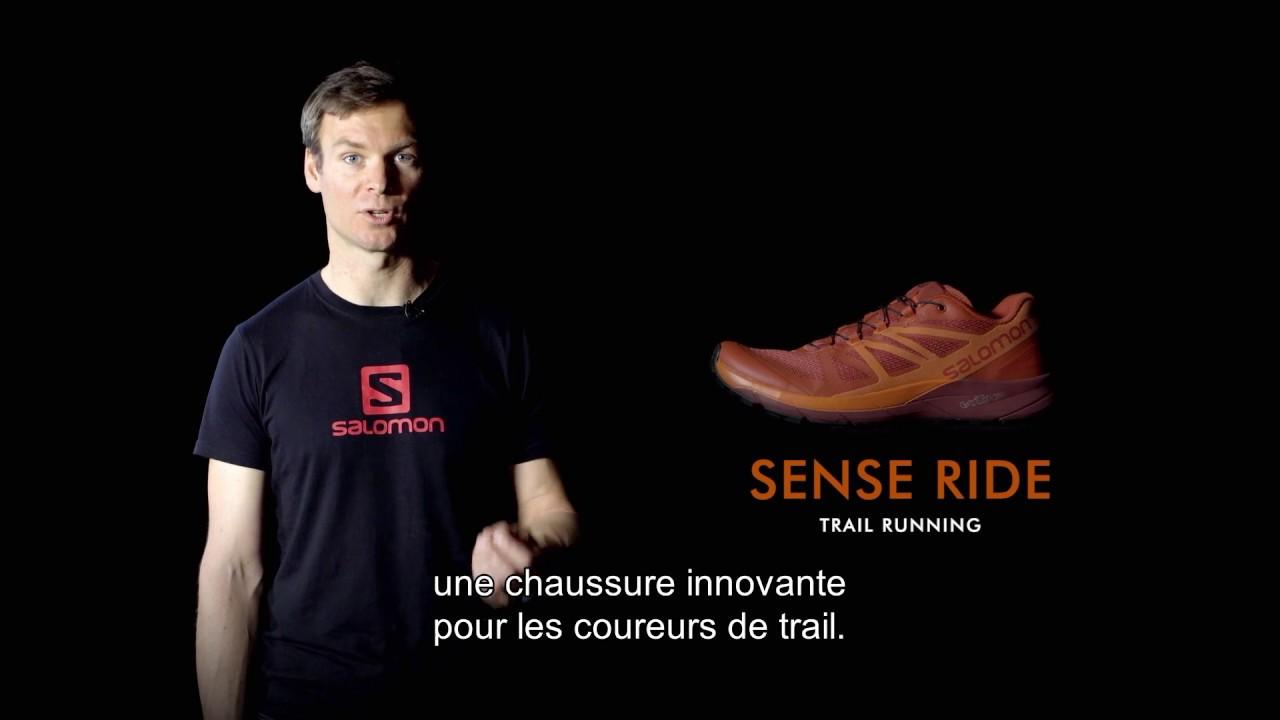 2018 Chaussures A6qarw Trail In Sense Salomon Youtube Ride Challenge ZSSAzwq4
