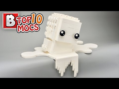 THAT'S how LEGO MELTS! | TOP 10 MOCs of the Week