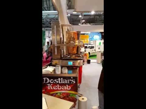 DOSTLAR MILANO FAIR............. ALTUN'S BEST AND DONER'S BEST AT ITALY MILANO FAIR