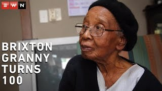 Mrs Kesia Von Benecke turned 100-years-old today and Eyewitness News sat down with her to find out how she has kept on going strong for all these years.