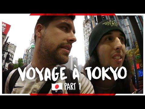 A la découverte de TOKYO #1 | Ft. Jiraya, Dach & co