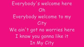Priyanka Chopra ft.Will.I.Am - In My City Lyrics