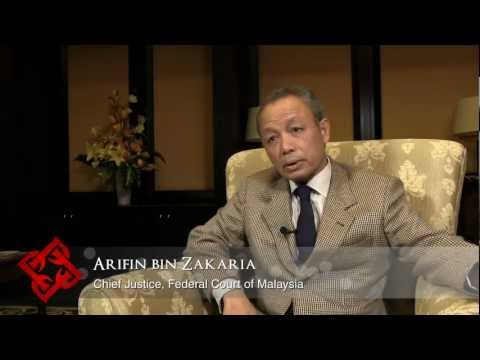 Executive Focus: Arifin bin Zakaria, Chief Justice, Federal Court of Malaysia