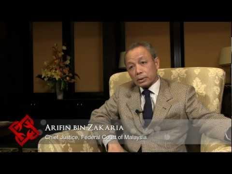 Executive Focus: Arifin bin Zakaria, Chief Justice, Federal Court of Malaysia
