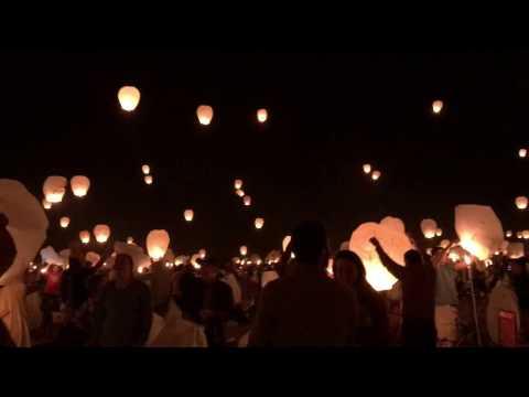 Lantern festival - San Antonio 2016