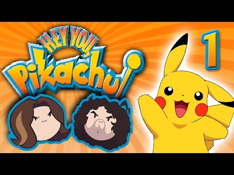 Hey You, Pikachu: Smooth Talkers - PART 1 - Game Grumps