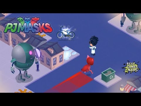 PJ Masks: Super City Run | OWLETTE catches ROMEO By Entertainment One