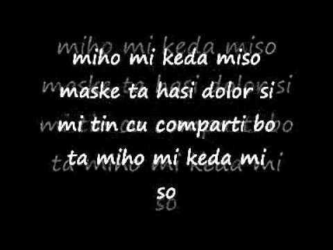 Janiro Eisden & Chris Strick- miho mi ta mi so lyrics