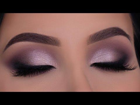 HOW TO: Holiday Smokey Eyes Makeup Tutorial | Subtle Holiday Glam thumbnail