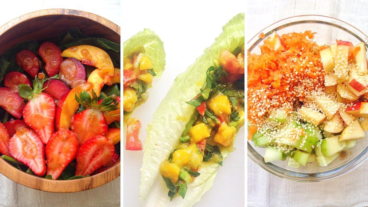 Cenas ligeras veganas f ciles y r pidas youtube - Comidas para cenar rapidas ...