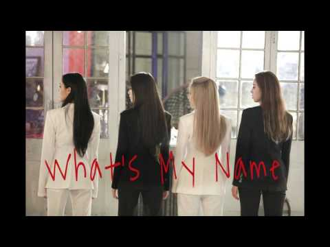 What's My Name - (Chinese Version) T-ARA