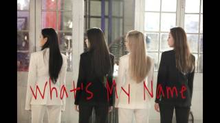 What S My Name Chinese Version T ARA