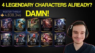Stop Upgrading Darkseid First! Injustice 2 Mobile Tips And Tricks To Fix Your Roster