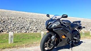 2016 Yamaha R6 Test Ride
