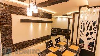 Mr Aravind Interiors - Wenge Based Interior Decoration