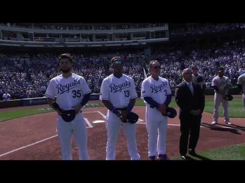 Eric Hosmer speaks about Yordano Ventura on behalf of Royals