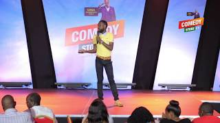 Alex Muhangi Comedy Store March18 - Mc MARIACHI(Superstar)