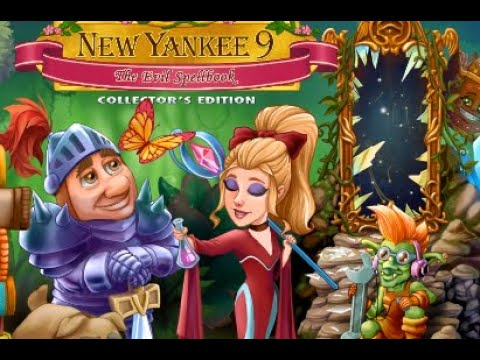 New Yankee 9: The Evil Spellbook Collector's Edition |