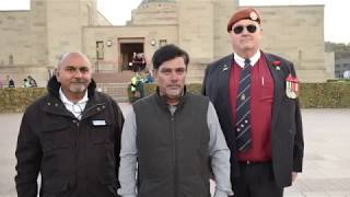 Australia Ahmadi Muslims participate in ANZAC Day 2018
