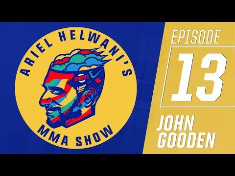 John Gooden says crowd at UFC Moscow was 'un-freaking-believable' | Ariel Helwani's MMA Show | ESPN