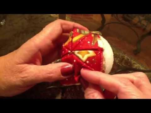 Como hacer adornos navide os youtube - Como hacer adorno de navidad ...